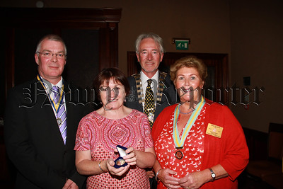 New President for Newry Rotary Club