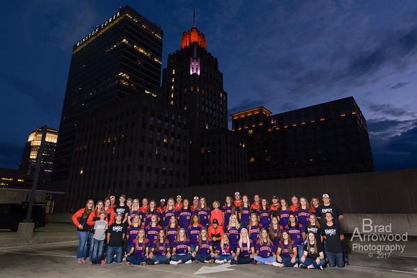 NDHS Softball 4A State Champions