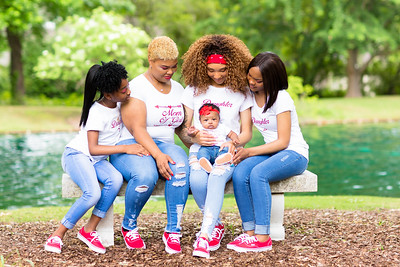 Cynthia Irby and Girls 050419