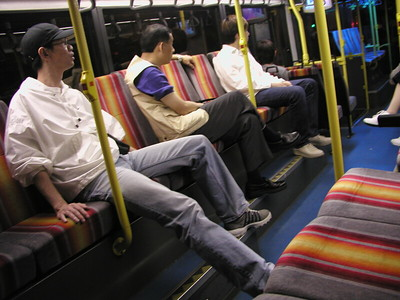 On the move with diverse Hong Kong transport systems