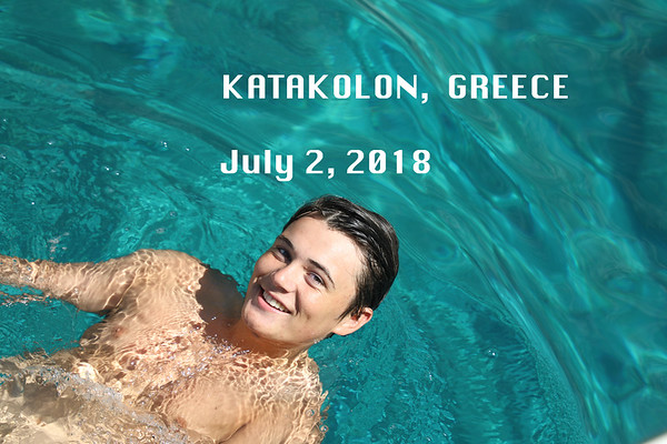 Katakolon/Olympia July 2, 2018