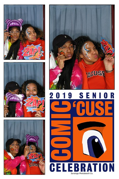 Syracuse U. Senior Celebration