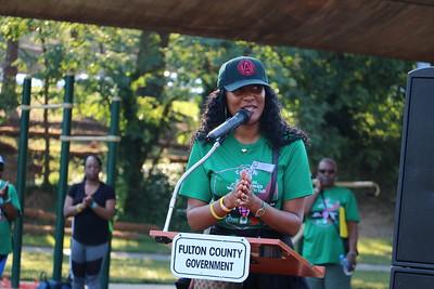 2nd Annual Joan P. Garner Walk & Health Fair