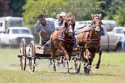 Flying R Ranch 1st Annual Chuckwagon Race