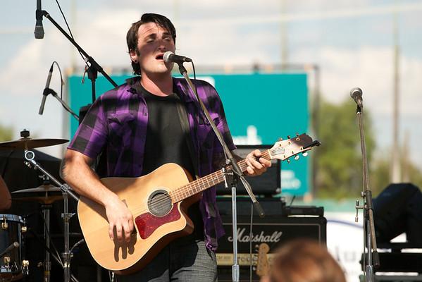 Downpour Music Festival 2011
