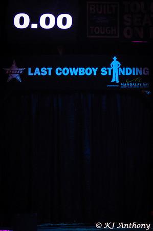 2013 PBR Last Cowboy Standing