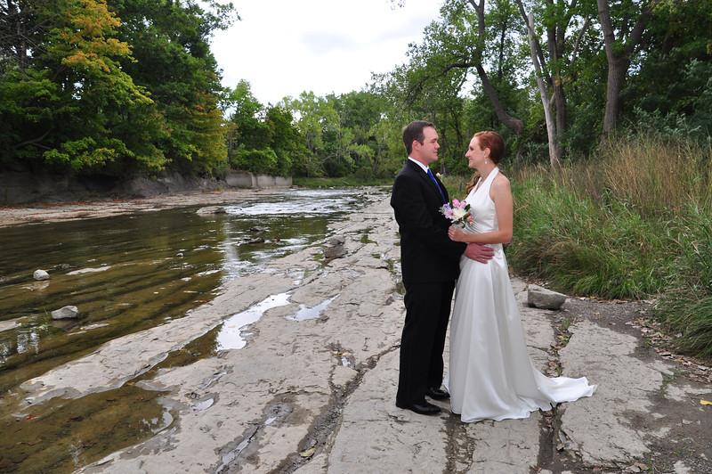 Jenna and Eric Majchrzak