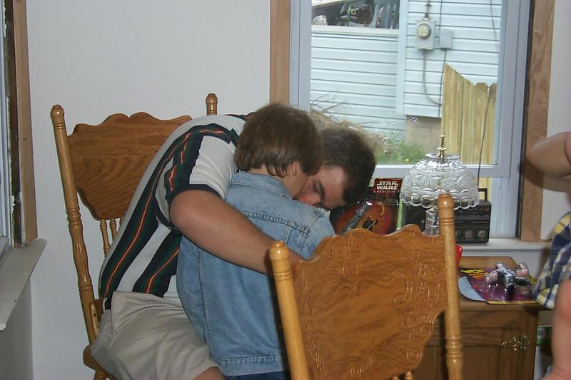 1999 Scottie (5) Sean (1) Birthday
