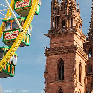 Autumn Fair (Herbstmesse) Basel