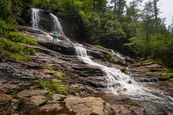 Scotsman Creek Falls
