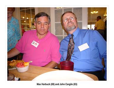 August 2006 Luncheon