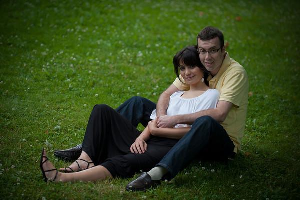 Alex & Nazgul in the park