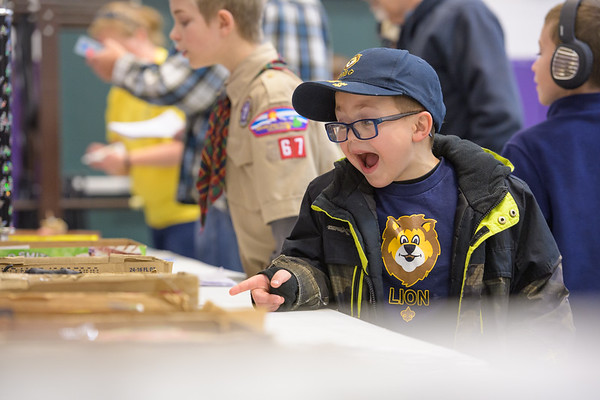 Pack 667 Pinewood Derby 2019