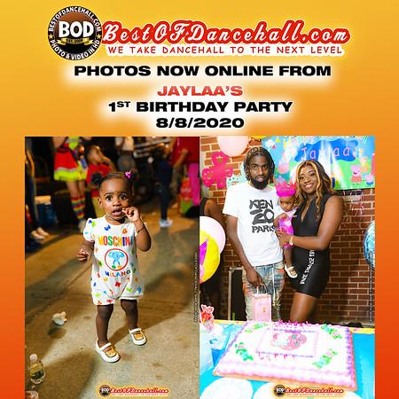 8-8-2020-BRONX-Celebrating Jaylaa's 1st Birthday