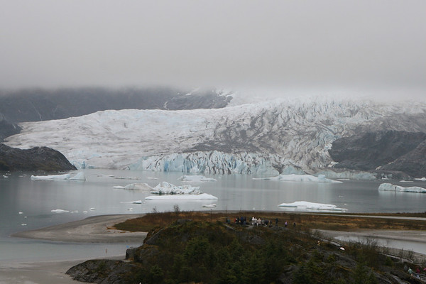 Juneau and The Mendenhall Glacier
