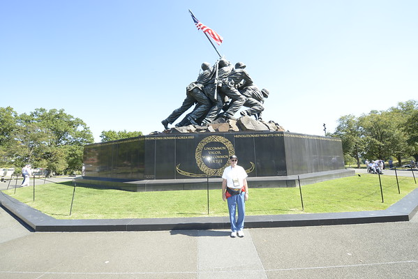 Marine Corps Memorial Photos by Allen