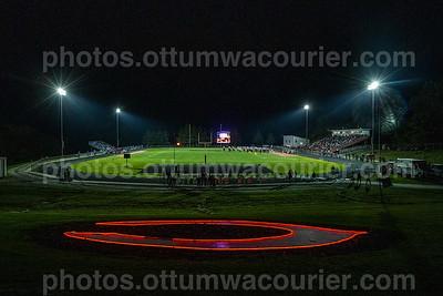 9-18 Centerville FB vs Albia