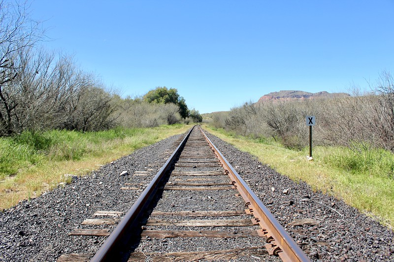 Copper Basin Railway at Cochran (2019)
