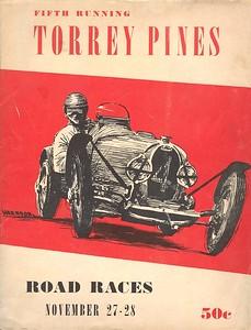 1954 Nov 27-28, Torry Pines, CA