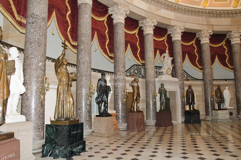 Statuary Hall in the U.S. Capitol Building