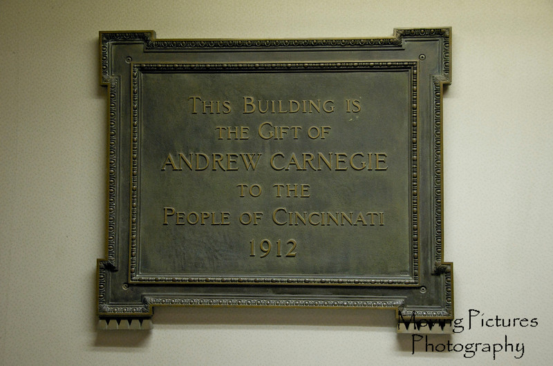 Carnegie Library - Hyde Park