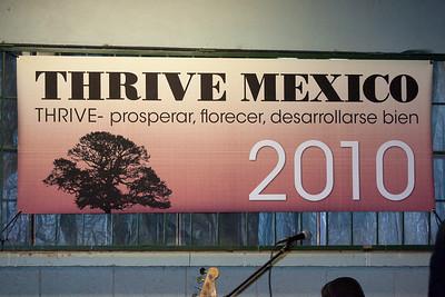 Thrive Mexico - February 5,6 2010