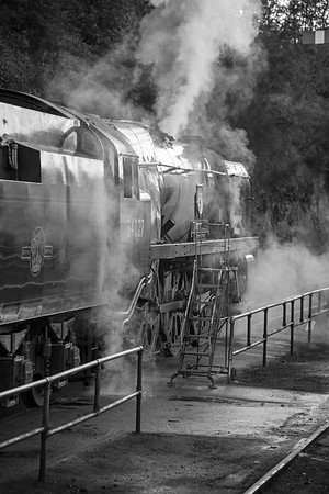 Severn Valley Railway - Friday 26th October 2018