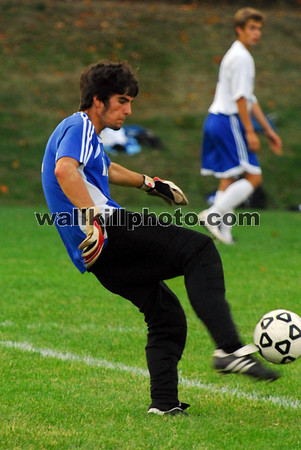 Wallkill vs Spakenkill - 9-27-07