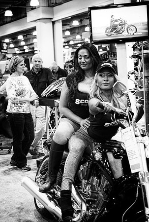 NYC Motorcycle Show 2013