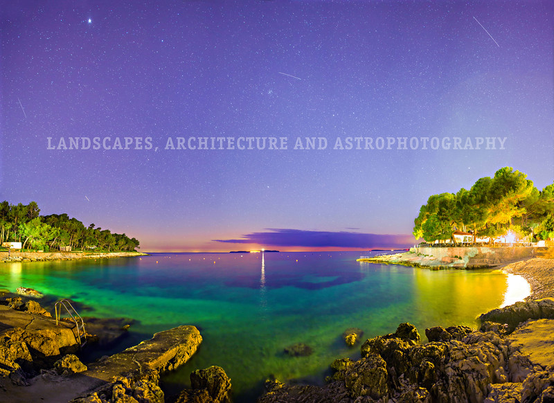 Landscapes, Architecture and Astrophotography