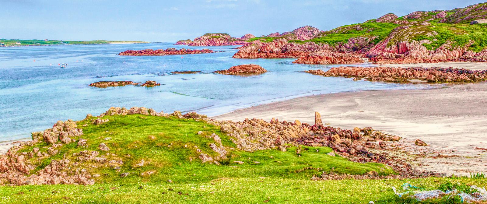 苏格兰美景,读懂大自然