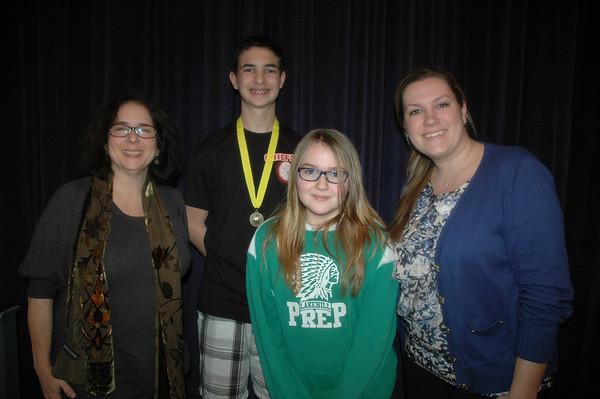 Geo Bee and Spelling Bee 2013
