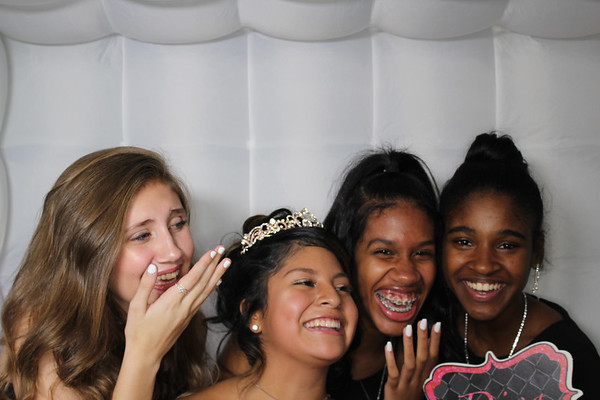 Lily's Quinceanera (9/22/2018)