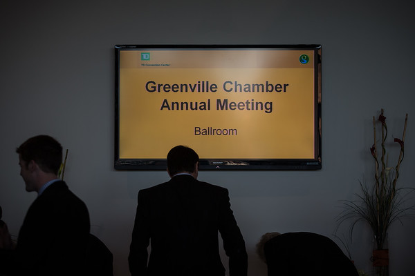 Greenville Chamber of Commerce- 125th Annual Meeting