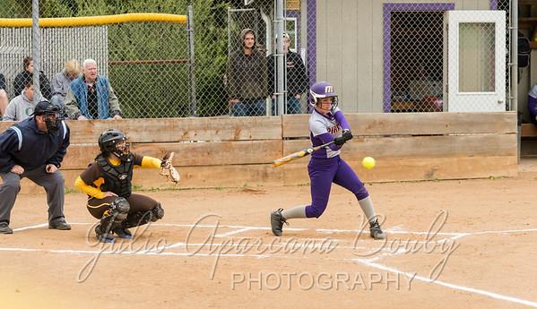 160412 MHS softball vs NBHS