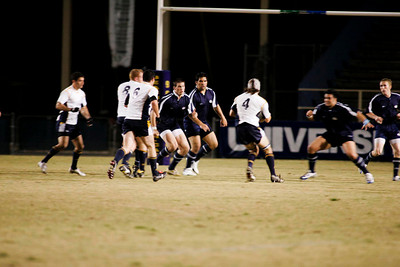 BYU Rugby: at UC Santa Barbara