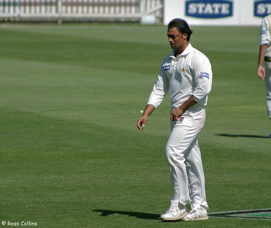 New Zealand vs. Pakistan 2003