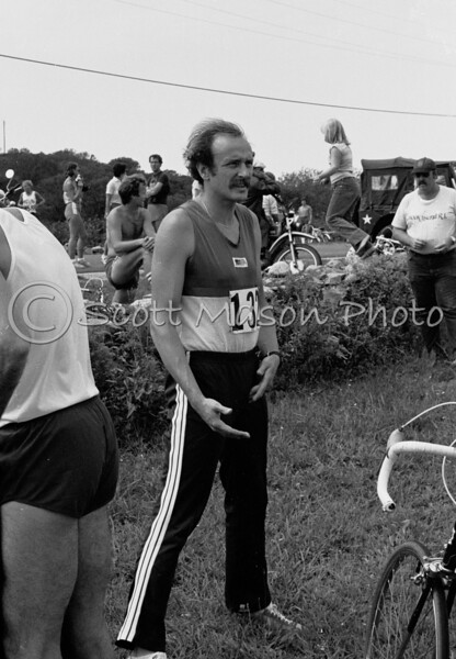 Block Island 15k Road Race 1980
