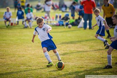 2012 03 17 Landon's Soccer Game