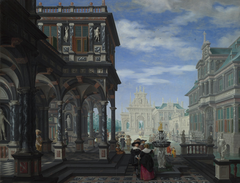 An Architectural Fantasy