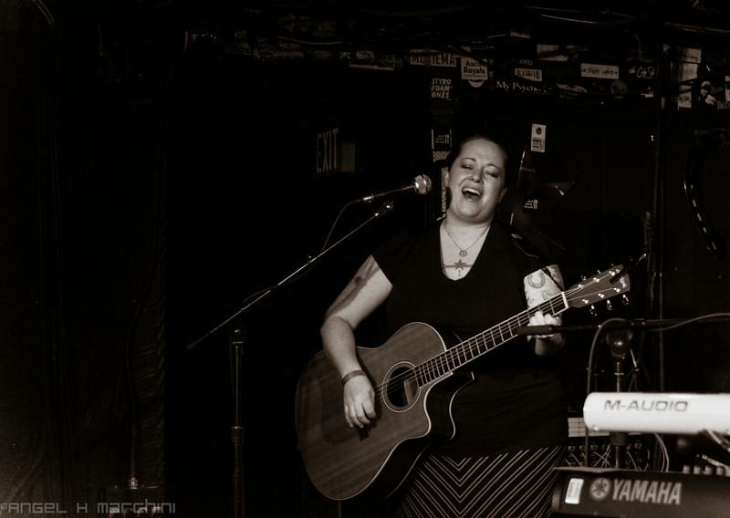 Horseshoe Tavern - Katie Doidge - 23-03-2014 (18 of 27).jpg