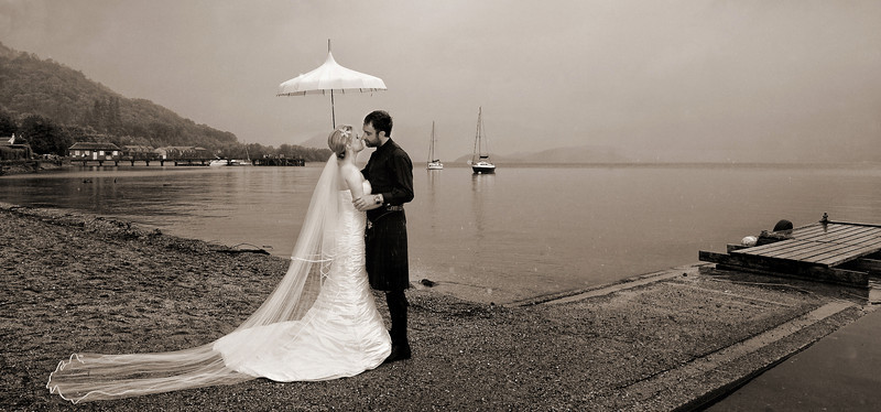 Wedding Photography Luss