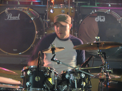 2006.10.10 Tue - Garet Powell wins Guitar Center Drum off local store final