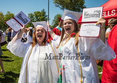 2019-6-9 Well HS Class of 2019 Graduation