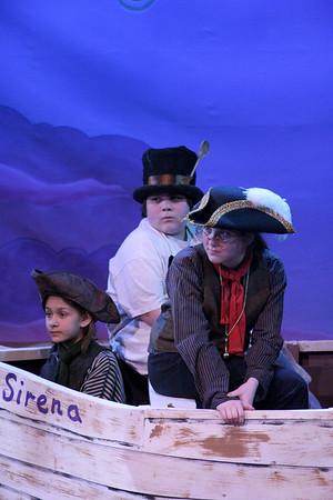 Midsummer Pirate's Dream