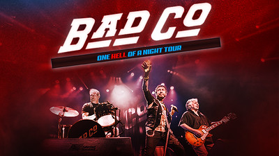 Bad Company - One Hell Of A Night