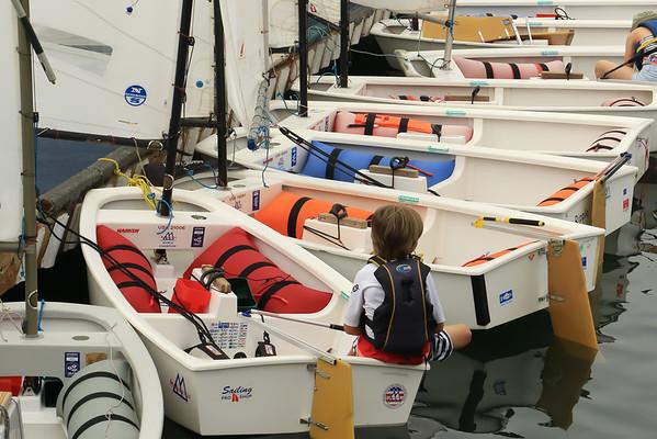 Summer Sailing 2015