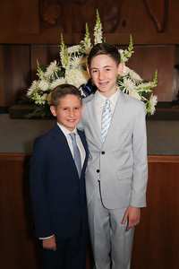 Grayson Warren & Ryan Shaw B'Nai Mitzvah