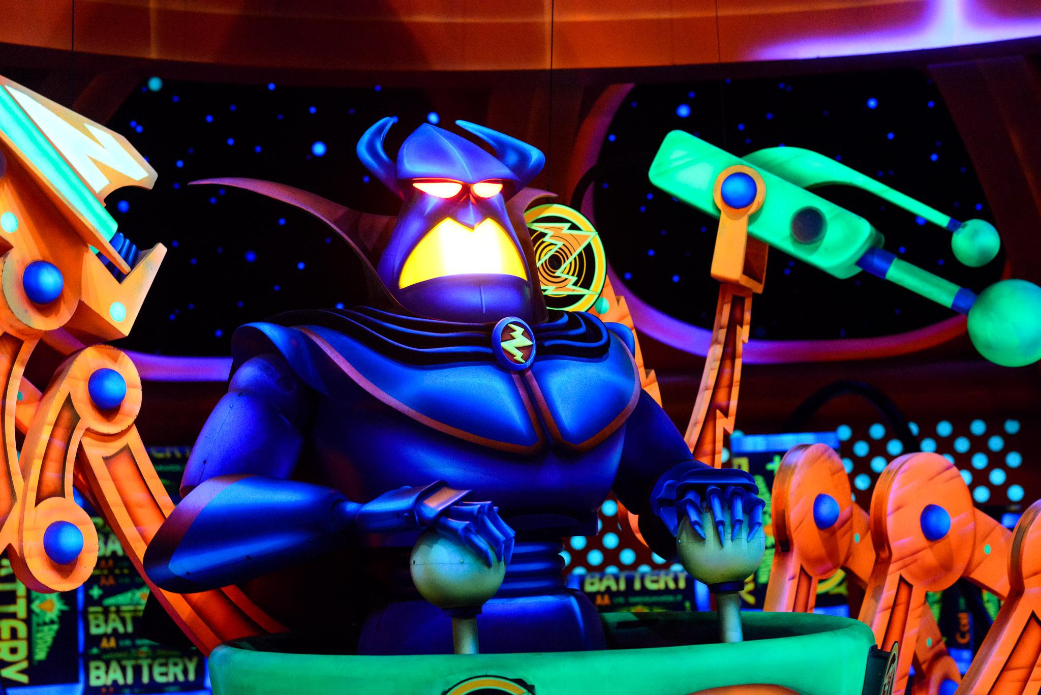 Zurg - Walt Disney World Magic Kingdom