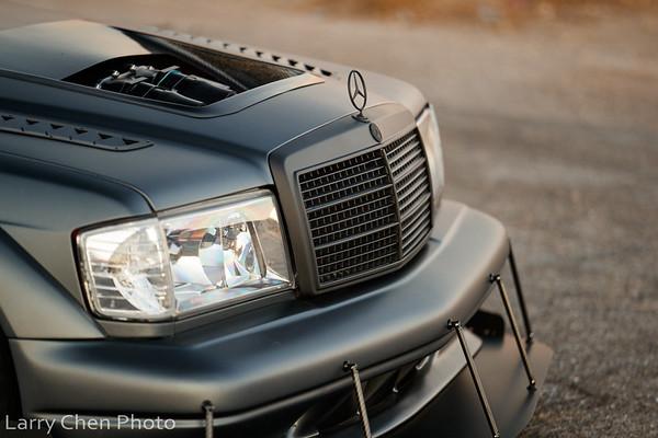 F7LTHY Mercedes 190E